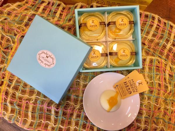 流沙奶黃禮盒4入